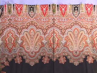 Fine 19th Century French Paisley Shawl